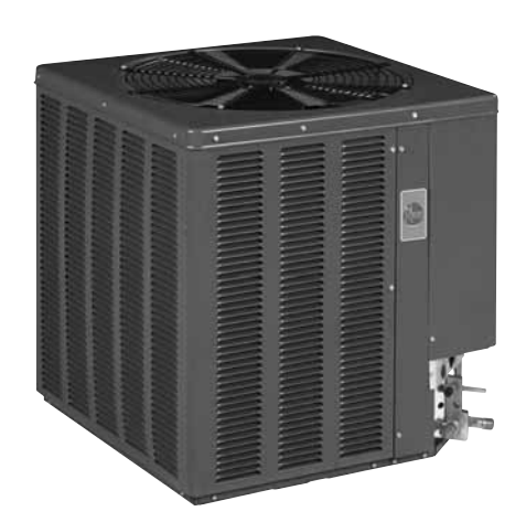 The Rheem 16AJL Air Conditioner System