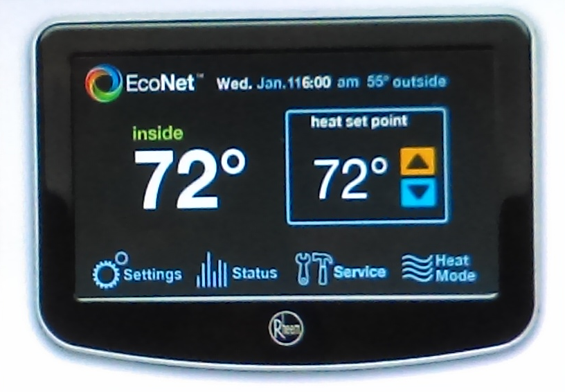 rheem eco net sales service naples