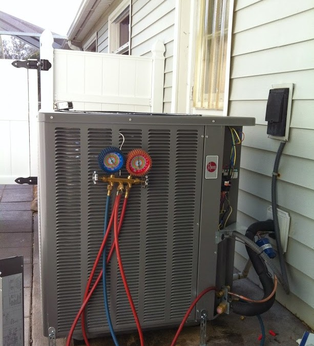 Maintenance Tips For Air Conditioning Systems