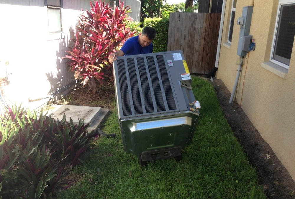 AC Replacement in Fort Myers