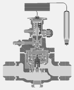 thermostatic expansion valve