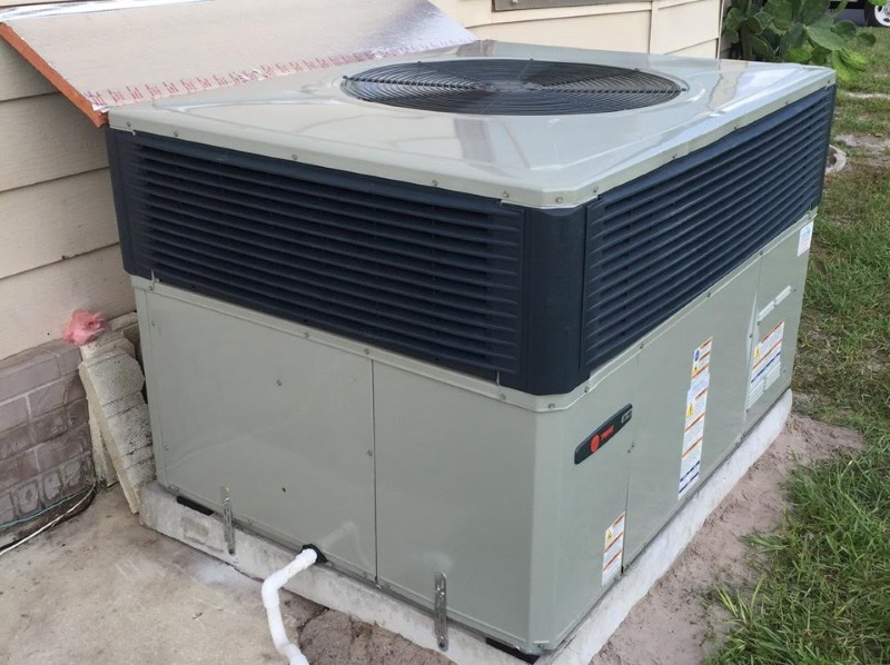 Naples Ac Replacement A New Trane Naples Fl Pure Air