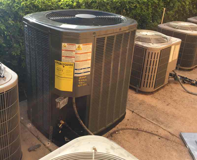 naples fl compressor ac replacement