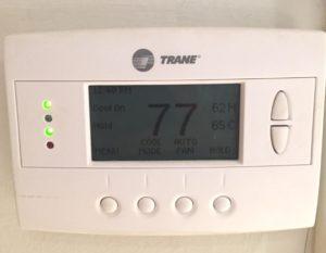 digital air conditioning thermostat installation naples fl