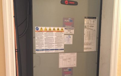Air Handler Repair & Replacement Completed