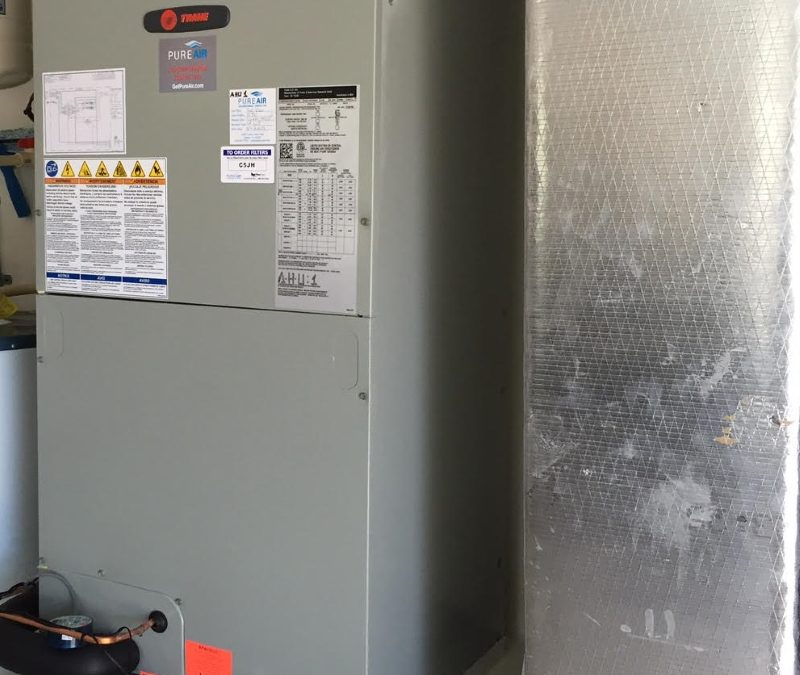 Recent Air Conditioner Replacement