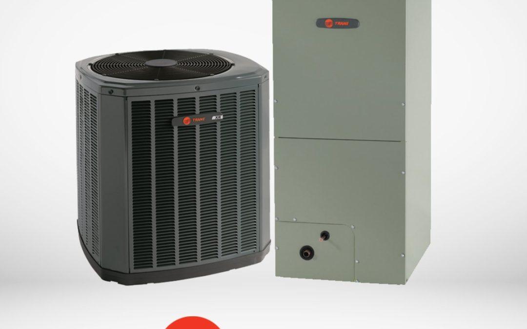 Trane Metal Cabinet Air Handler