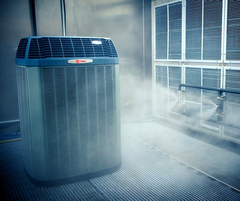 Trane Air Conditioners Salt Spray Tested Naples Fl