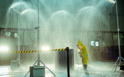 Trane Product Information: Rain Testing