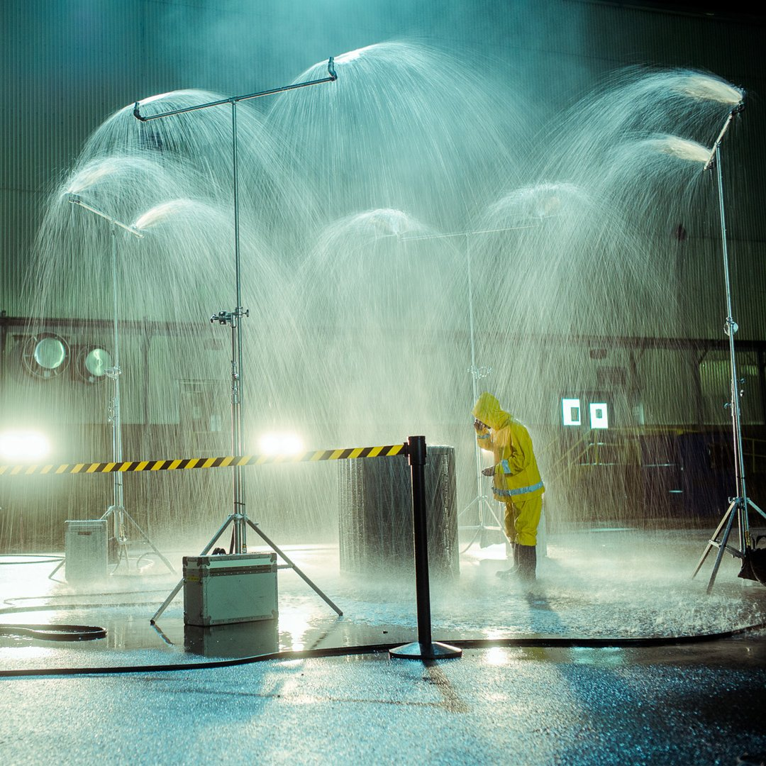 Trane Product Information Rain Testing Naples Fl Pure Air