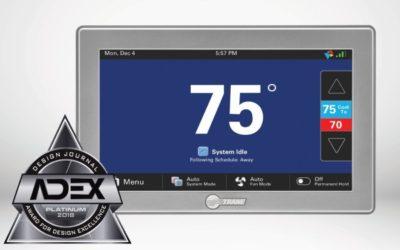Trane ComfortLink™ II XL1050 HVAC Control Installation