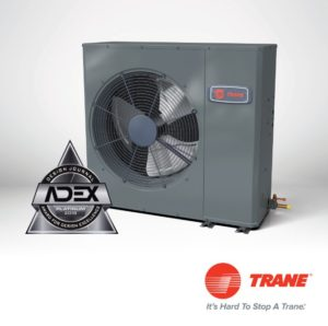 trane hvac products low profile condensor