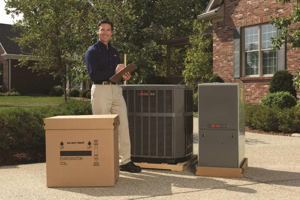 Trane Air Conditioning Systems, XR16 Features