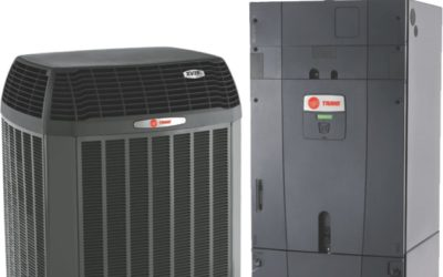 Trane AC Systems Installed by Trane Comfort Specialist