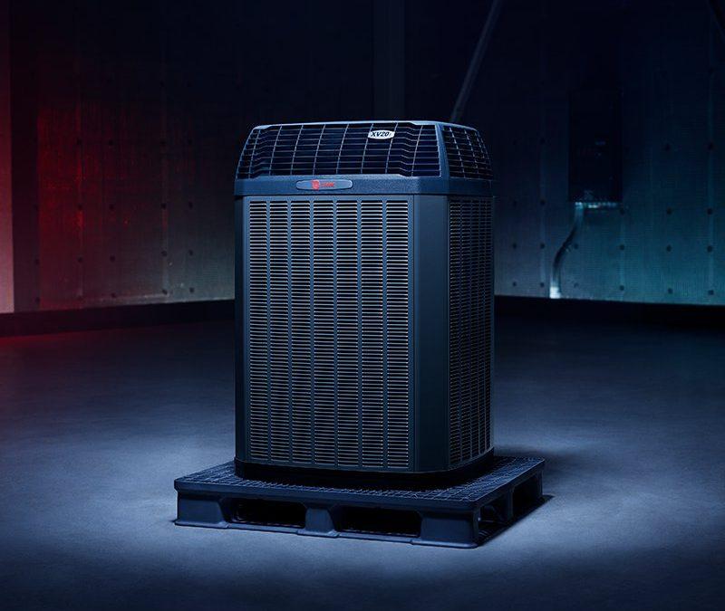 Trane's XV20i air conditioning system