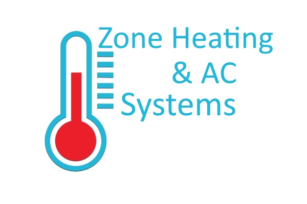 About Zone Heating & Air Conditioning Systems