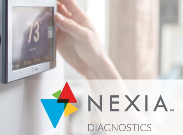 trane nexia diagnostics