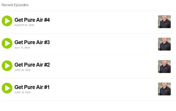 pure air naples fl podcast